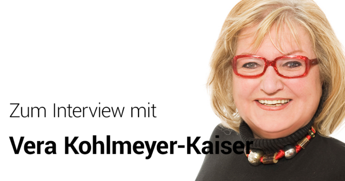Interview mit Vera Kohlmeyer-Kaiser